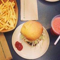 Photo taken at Kohala Burger & Taco by Ashley C. on 1/4/2016