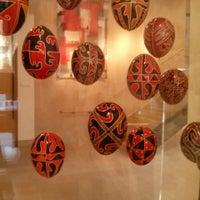 Photo taken at Ukrainian Museum by Sean C. on 7/26/2013