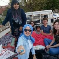 Photo taken at Çan-geyikli Yolu by Sündüs T. on 8/26/2016