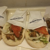 Photo taken at Greek on the Grill by Soojin L. on 10/10/2014