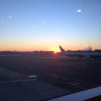 Photo taken at Terminal 8 by Martin T. on 10/11/2012