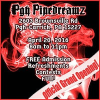 Photo taken at Pgh Pipedreamz by DJ H. on 4/21/2016