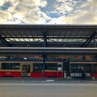 Photo taken at Bahnhof Esslingen by Pianopia P. on 11/15/2016