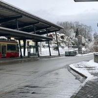 Photo taken at Bahnhof Esslingen by Pianopia P. on 1/4/2017