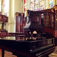 Photo taken at St. George's Church by Pianopia P. on 4/30/2014