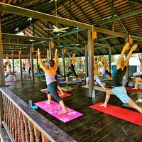 Photo taken at Vikasa Yoga Retreat & Hotel by Vikasa Yoga Retreat & Hotel on 12/14/2013
