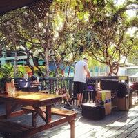 Photo taken at South Shore Tiki Lounge by John P. on 10/20/2012