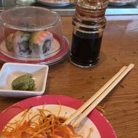 Photo taken at sushigami by Ms I. on 10/18/2017