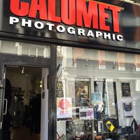 Photo taken at Calumet Photographic by Sara Q. on 8/26/2016