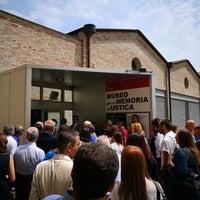 Photo taken at Museo per la Memoria di Ustica by Riccardo M. on 6/27/2017