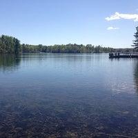 Photo taken at Lake Julian by John B. on 4/26/2014
