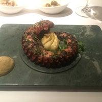 3/27/2016 tarihinde Esraziyaretçi tarafından Caviar Seafood Restaurant'de çekilen fotoğraf