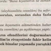 Photo taken at Şanlıurfa Büyükşehir Belediyesi - Şair Nabi  Kütüphanesi by M.... on 11/26/2015