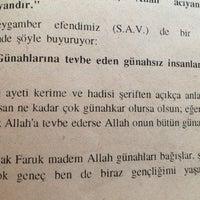 Photo taken at Şanlıurfa Büyükşehir Belediyesi - Şair Nabi  Kütüphanesi by M.... on 12/10/2015