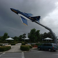 Photo taken at Florida Welcome Center by Chris G. on 6/9/2013