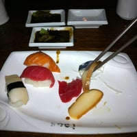 Photo taken at Tao Authentic Asian Cuisine 道 by Hutchew on 9/16/2012