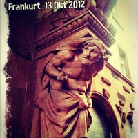 Photo taken at Frankfurter Bankgesellschaft (Schweiz) AG by William M. on 10/14/2012