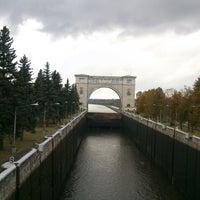 Photo taken at Угличское водохранилище by Alla B. on 9/14/2013