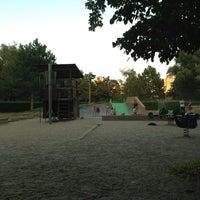 8/18/2013 tarihinde La R.ziyaretçi tarafından Bikás Park Kalózos játszótér'de çekilen fotoğraf