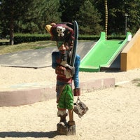8/17/2013 tarihinde La R.ziyaretçi tarafından Bikás Park Kalózos játszótér'de çekilen fotoğraf