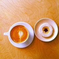 Photo taken at MAKE Coffee + Stuff by Cindy on 8/11/2014