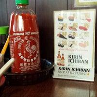 Photo taken at Arigato Japanese Restaurant by Tony D. on 4/27/2014