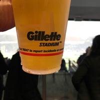 Photo taken at Putnam Club - Gillette Stadium by @c_g_b on 1/22/2017