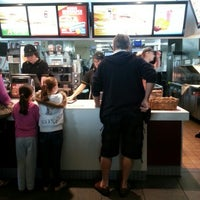 Photo taken at McDonald's by Andy R. on 10/12/2012