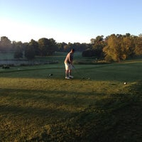 Photo taken at Needwood Golf Course by Jon W. on 9/27/2014