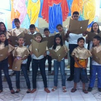 Photo taken at Igreja N. S. Conceicao by Marlos M. on 12/24/2013