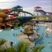 Photo taken at Waylons Water World by Rafael E. on 5/4/2013