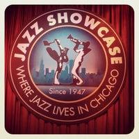 Photo taken at Jazz Showcase by J. Manuel V. on 11/27/2012