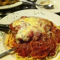 Photo taken at Cafe Luigi by Martin O. on 1/10/2014