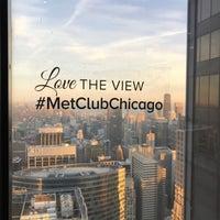 Photo taken at Metropolitan Club Of Chicago by Sal M. on 10/26/2017