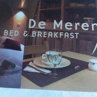 Photo taken at B&B De Meren by Ben V. on 3/17/2013