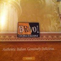 Das Foto wurde bei BRAVO! Cucina Italiana von Brian K. am 9/24/2017 aufgenommen