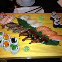 Снимок сделан в Kiku Sushi пользователем Dorota 10/7/2012