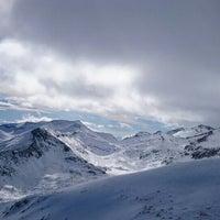 Photo taken at вр. Безбог, 2645м / Bezbog peak, 8677ft by Boriana J. on 2/1/2016