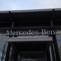 Photo taken at Автосалон Mercedes-Benz by Дора on 12/17/2015