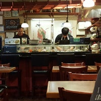 Photo taken at Abashiri Japanese Restaurant by Alice K. on 12/18/2017