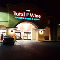 Photo taken at Total Wine & More by Alice K. on 11/2/2017