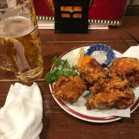 Photo taken at 今日海飯店 平井店 by †TAKU† on 4/8/2018
