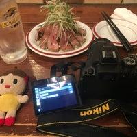 Photo taken at 今日海飯店 平井店 by †TAKU† on 2/1/2018