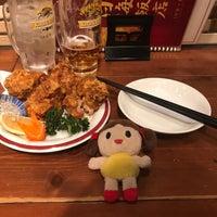 Photo taken at 今日海飯店 平井店 by †TAKU† on 3/12/2018