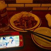 Photo taken at 今日海飯店 平井店 by †TAKU† on 2/26/2018