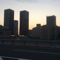 Photo taken at 鴎橋 by †TAKU† on 2/4/2015