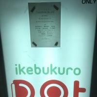 Photo taken at Ikebukuro Dot by †TAKU† on 11/5/2015