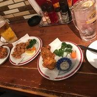 Photo taken at 今日海飯店 平井店 by †TAKU† on 4/15/2018