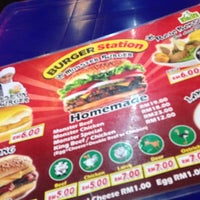 Photo taken at Burger Station by Itsnakiarazzie on 11/30/2014