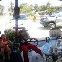 Photo taken at Kampung Kuala Lama, Mukah by Azmina J. on 2/23/2014